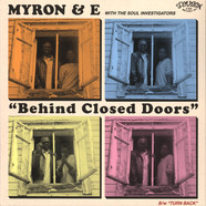 Myron & E - Behind Closed Doors / Turn Back
