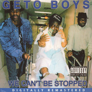 Geto Boys - We Can't Be Stopped