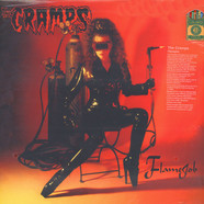 Cramps, The - Flamejob Red Vinyl Edition