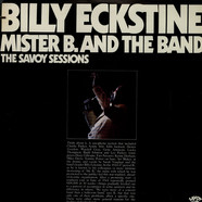 Billy Eckstine - Mister B. And The Band: The Savoy Sessions