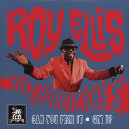 Roy Ellis with Thee Hurricanes - Can You Feel It / Get Up
