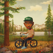 Tyler The Creator - Wolf Pink Vinyl Edition