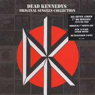 Dead Kennedys - Original Singles Collection 1979-82