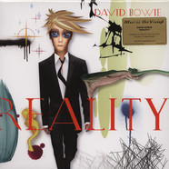 David Bowie - Reality Black Vinyl Edition