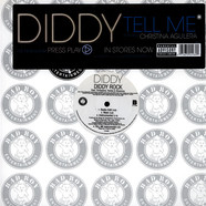 Diddy - Tell Me feat. Christina Aguilera