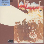 Led Zeppelin - II Remastered Deluxe Edition