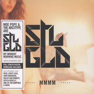 STL GLD (Moe Pope & The Arcitype) - My Monday Morning Music White Vinyl Edition