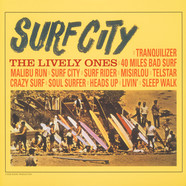 Lively Ones, The - Surf City