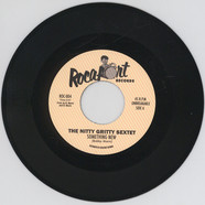 Nitty Gritty Sextet, The - Something New / Nitty Boo Boo