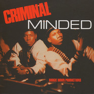 "Boogie Down Productions - Criminal Minded 7"" Box Set"