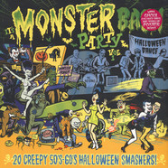 V.A. - It's A Monster Bash Party - 20 Creepy 50's-60's Halloween Smashers!