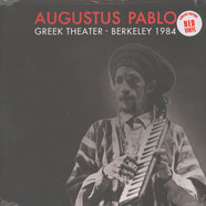 Augustus Pablo - Greek Theater - Berkeley 1984