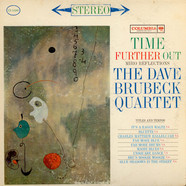 Dave Brubeck Quartet, The - Time Further Out (Miro Reflections)