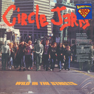 Circle Jerks - Wild In The Streets Black Vinyl Edition