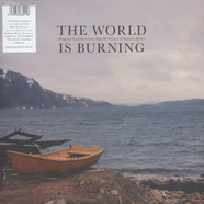 Mat & Kimmo Helen Mcnerney - The World Is Burning Seablue Vinyl Edition