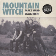 Mountain Witch - Snake Wand Clear Vinyl Edition