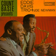 Count Basie Presents Eddie Davis Trio + Joe Newman - Count Basie Presents Eddie Davis Trio Plus Joe Newman