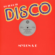 Myron & E - Do It Do It Disco Tom Noble Remix