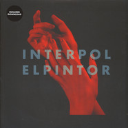 Interpol - El Pintor Black Vinyl Edition