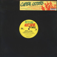 Capital Letters - Smoking My Ganja Rootikal Remix EP