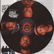 Adrian Younge presents Souls Of Mischief - There Is Only Now Picture Disc Edition