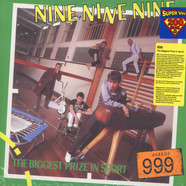 999 - The Biggest Prize In Sport Black Vinyl Edition