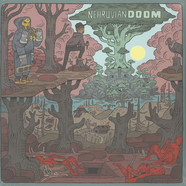 NEHRUVIANDOOM (Bishop Nehru & MF DOOM) - NEHRUVIANDOOM