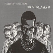 Jay-Z & Dangermouse - The Grey Album Remastered Edition Colored Vinyl