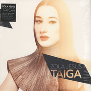 Zola Jesus - Taiga  Limited Coloured Vinyl Edition