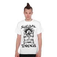 Suicidal Tendencies - Mohawk Skull T-Shirt