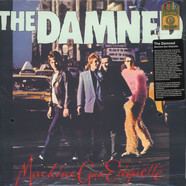 Damned, The - Machine Gun Etiquette Colored Vinyl Edition