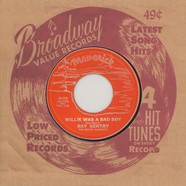 Ray Gentry & The Rovin Gamblers - Willie Was A Bad Boy / Do The Fly