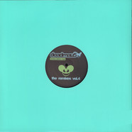 Deadmau5 - The Remixes Volume 4 Colored Vinyl Edition