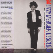Lizzy Mercier Descloux - Fire / Morning High Feat. Patti Smith