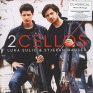 2Cellos - 2Cellos Limited Edition Transparent Red Vinyl