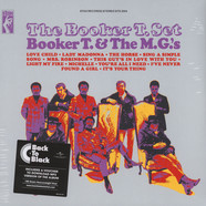 Booker T. & The MG's - The Booker T. Set Back To Black Edition