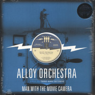 Alloy Orchestra - Third Man Live