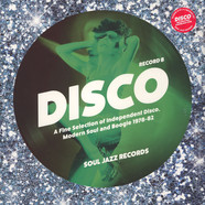 Soul Jazz Records Presents - Disco: A Fine Selection of Independent Disco, Modern Soul and Boogie 1978-82 - LP 2