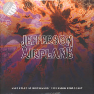 Jefferson Airplane - Last Stand At Winterland