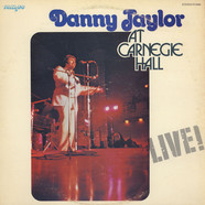 Danny Taylor - Live At Carnegie Hall