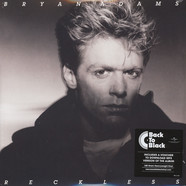 Bryan Adams - Reckless 30Th Anniversary Limited Edition