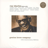 Ray Charles - Genius Loves Company 10Th Anniversary
