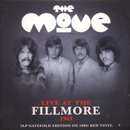 Move - Live At The Fillmore 1969