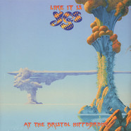 Yes - Like It Is - Yes At The Bristol Hippodrome Black Vinyl Edition