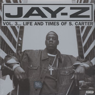 Jay-Z - Volume 3 ... Life And Times Of S. Carter 30th Anniversary Reissue