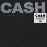 Johnny Cash - American Recordings Vinyl Box Set