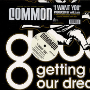Common - I Want You