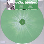 Pete Seeger - Live At The Bowdoin College, Brunswick, ME. 1960