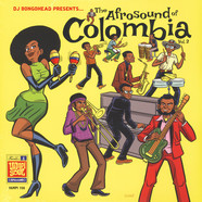 V.A. - The Afrosound Of Colombia Volume 2