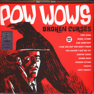 Pow Wows - Broken Curses Red Vinyl Edition